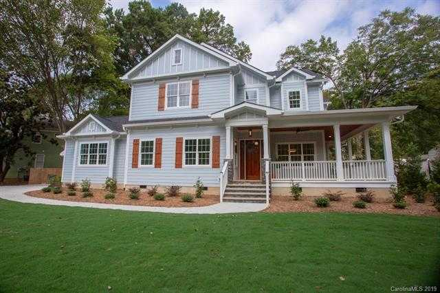 $889,900 - 4Br/5Ba -  for Sale in Midwood, Charlotte