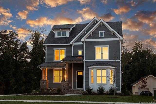 $1,024,876 - 4Br/3Ba -  for Sale in Midwood, Charlotte
