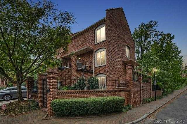 $730,000 - 3Br/3Ba -  for Sale in Fourth Ward, Charlotte