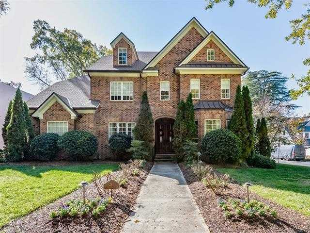 $1,999,950 - 6Br/8Ba -  for Sale in Myers Park, Charlotte