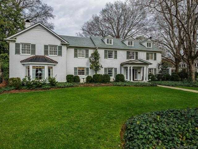 $2,195,000 - 4Br/6Ba -  for Sale in Myers Park, Charlotte
