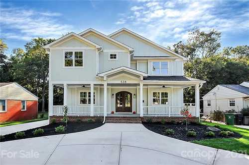 $1,650,000 - 4Br/5Ba -  for Sale in Colonial Village, Charlotte