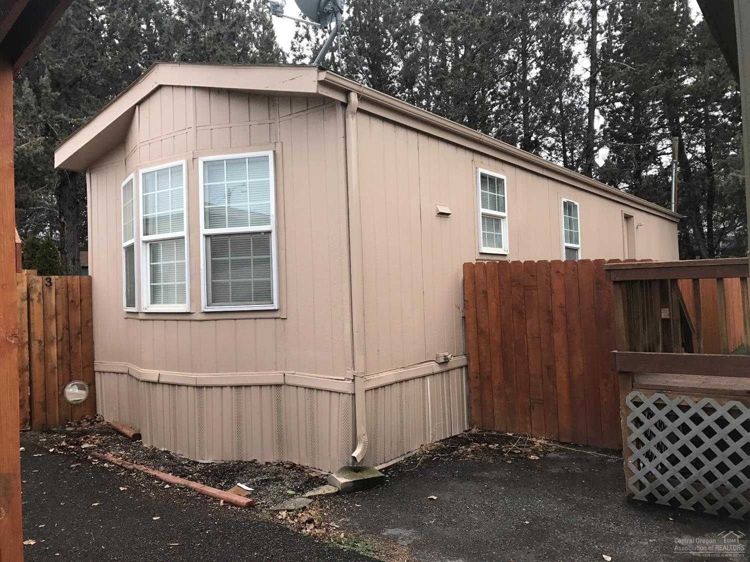 $49,500 - 2Br/1Ba -  for Sale in Bend