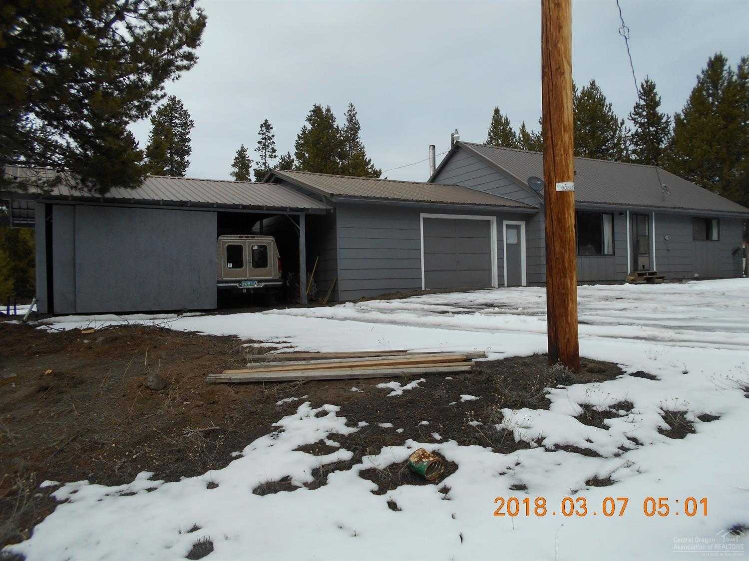$189,500 - 3Br/1Ba -  for Sale in La Pine
