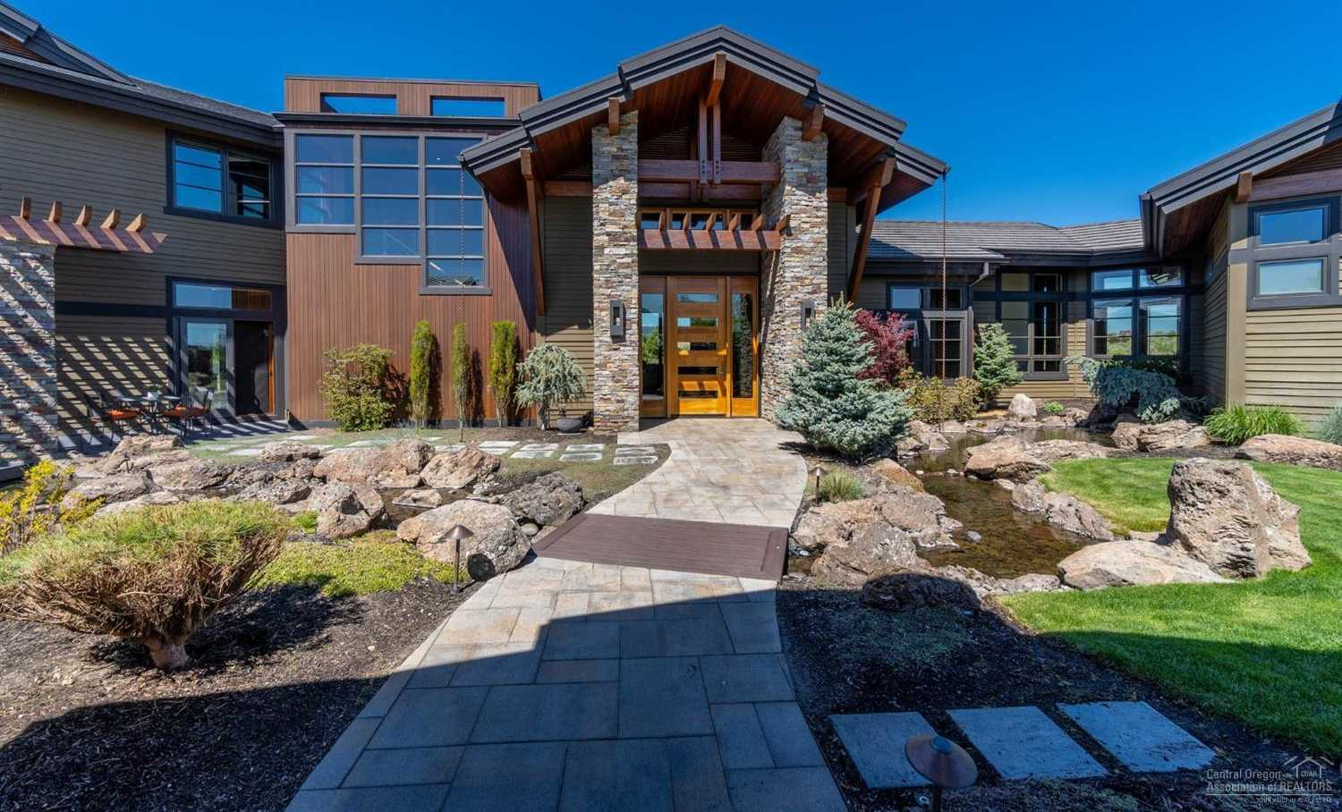 $4,350,000 - 3Br/7Ba -  for Sale in Bend