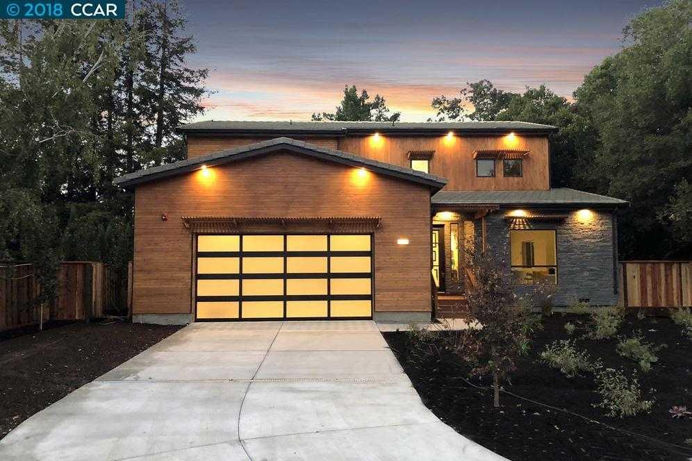 $1,698,800 - 4Br/4Ba -  for Sale in Larkey Park, Walnut Creek