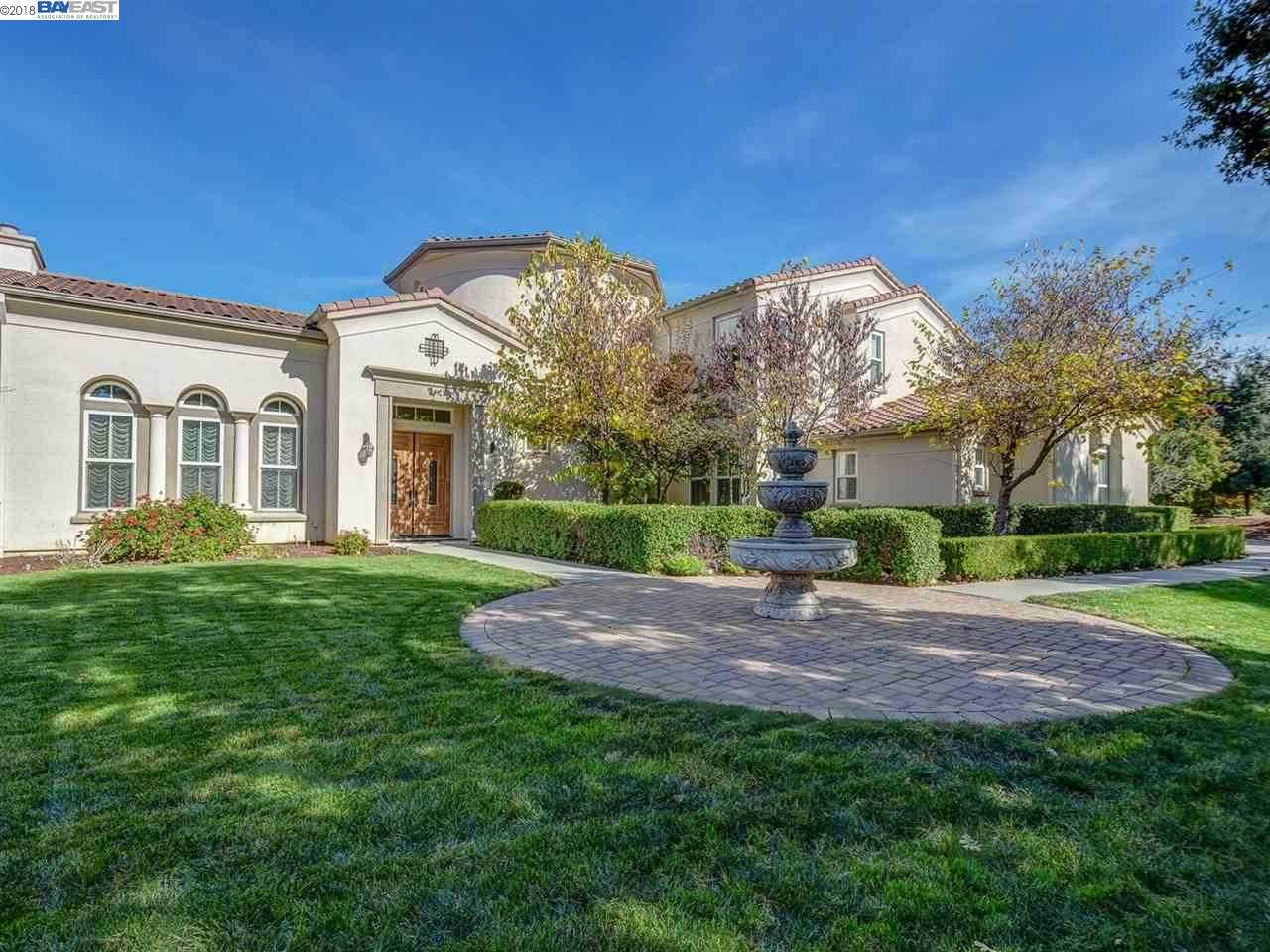 $3,100,000 - 6Br/7Ba -  for Sale in Bridle Creek, Pleasanton
