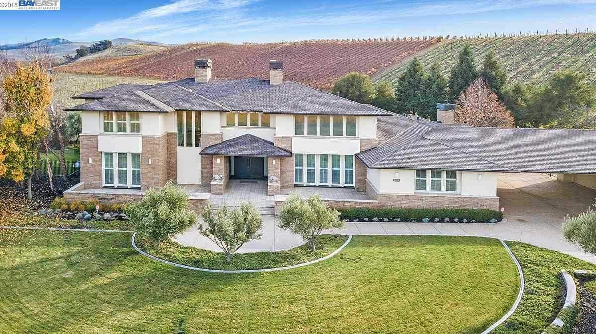 $4,098,000 - 5Br/6Ba -  for Sale in Ruby Hill Vineya, Livermore