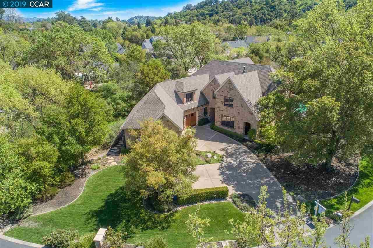 $3,498,000 - 4Br/5Ba -  for Sale in Hidden Oaks, Lafayette