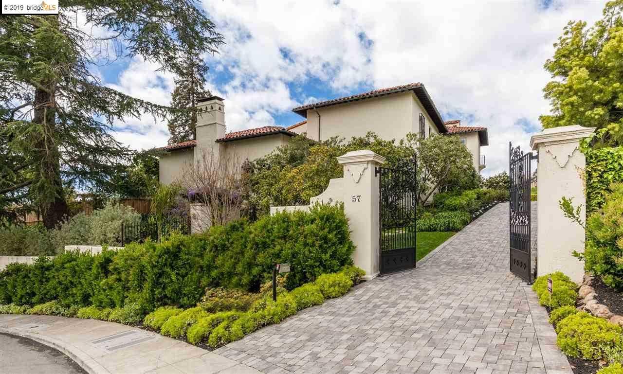 $6,800,000 - 5Br/6Ba -  for Sale in Piedmont, Piedmont