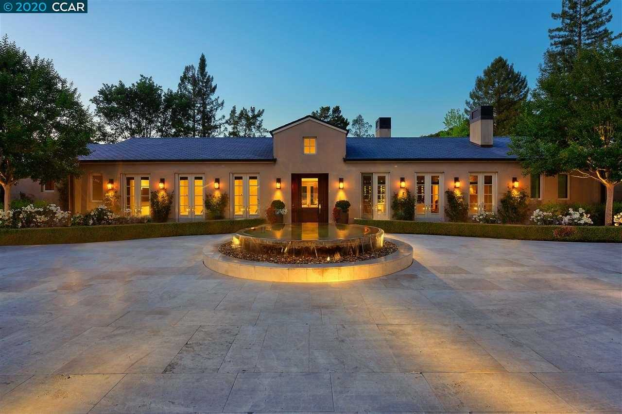 $8,500,000 - 5Br/6Ba -  for Sale in Orinda C.C., Orinda