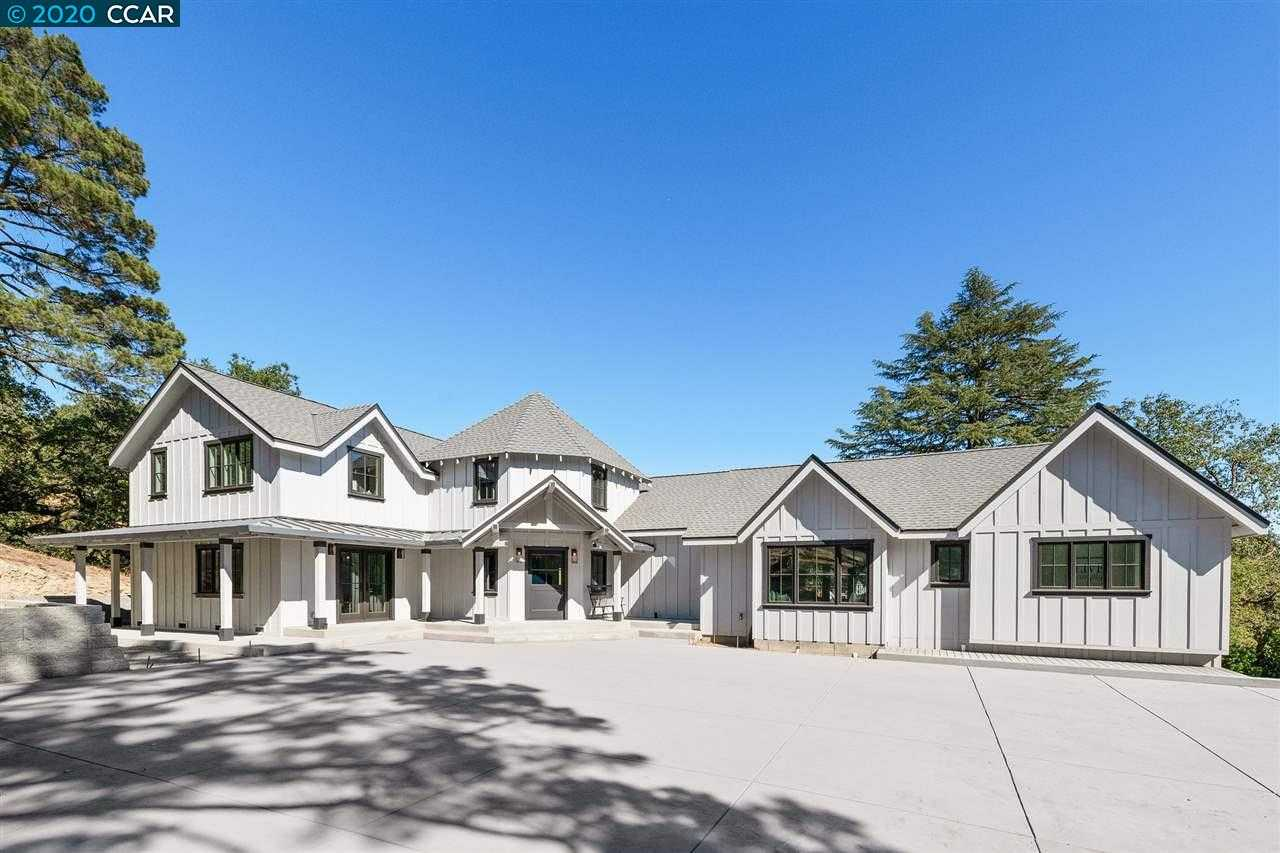 $3,495,000 - 6Br/7Ba -  for Sale in Reliez Valley, Lafayette