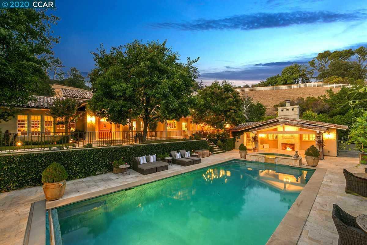 $4,500,000 - 5Br/7Ba -  for Sale in Burton Valley, Lafayette