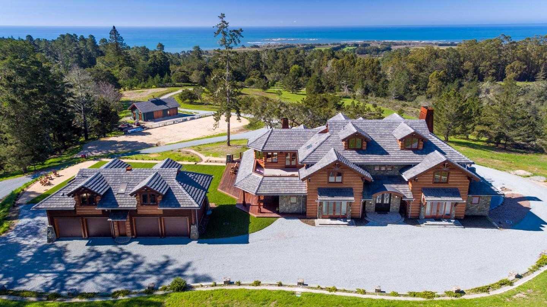 $18,900,000 - 7Br/10Ba -  for Sale in Pescadero