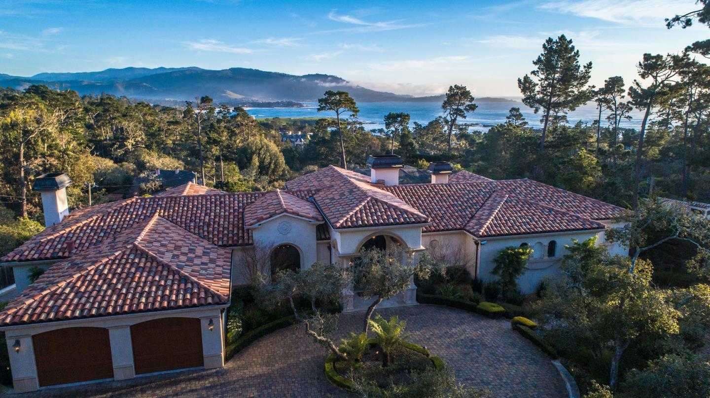 $12,950,000 - 5Br/8Ba -  for Sale in Pebble Beach