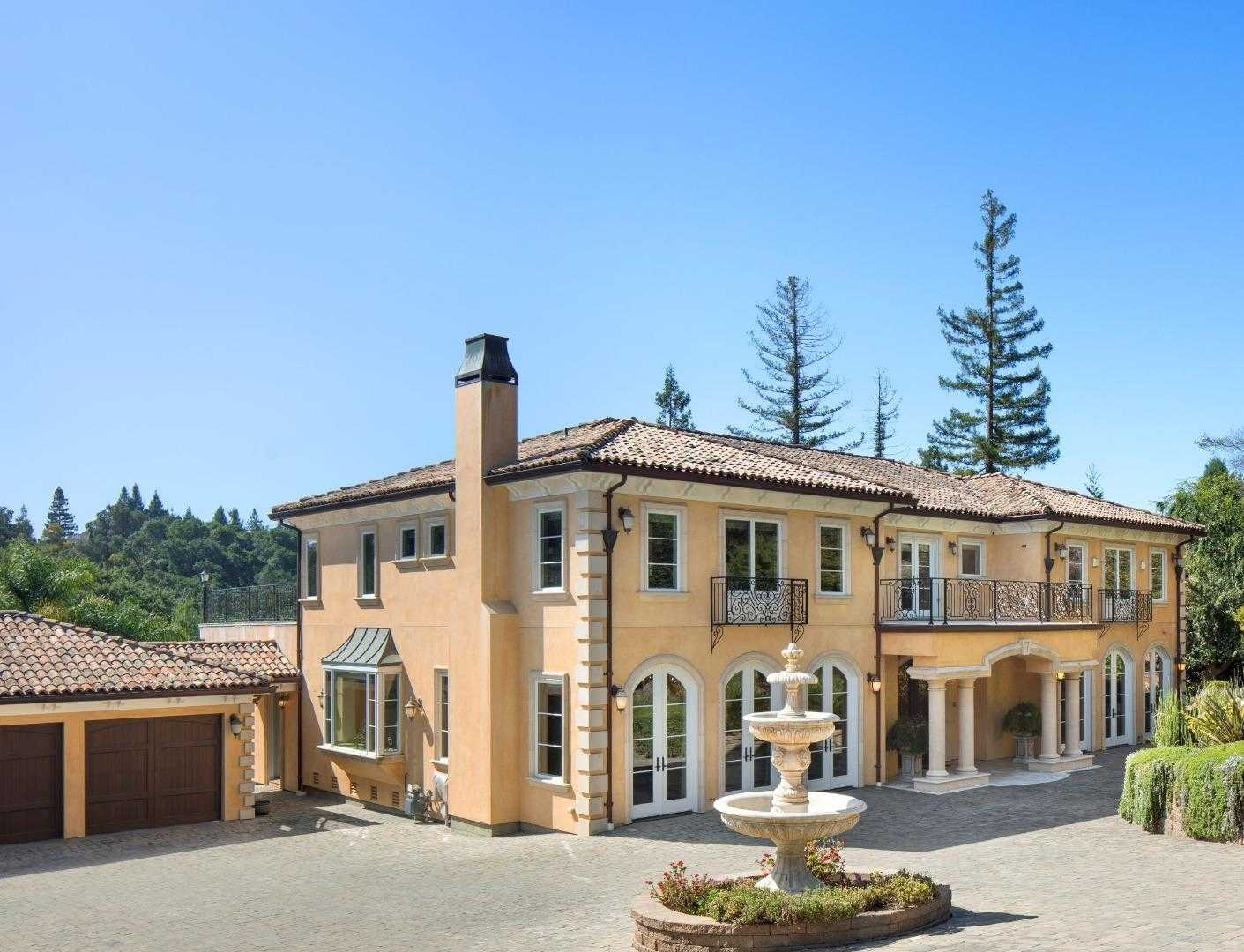 $12,500,000 - 5Br/7Ba -  for Sale in Atherton