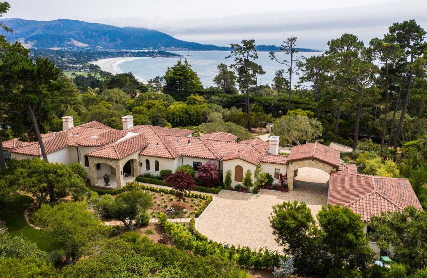 $15,400,000 - 4Br/6Ba -  for Sale in Pebble Beach
