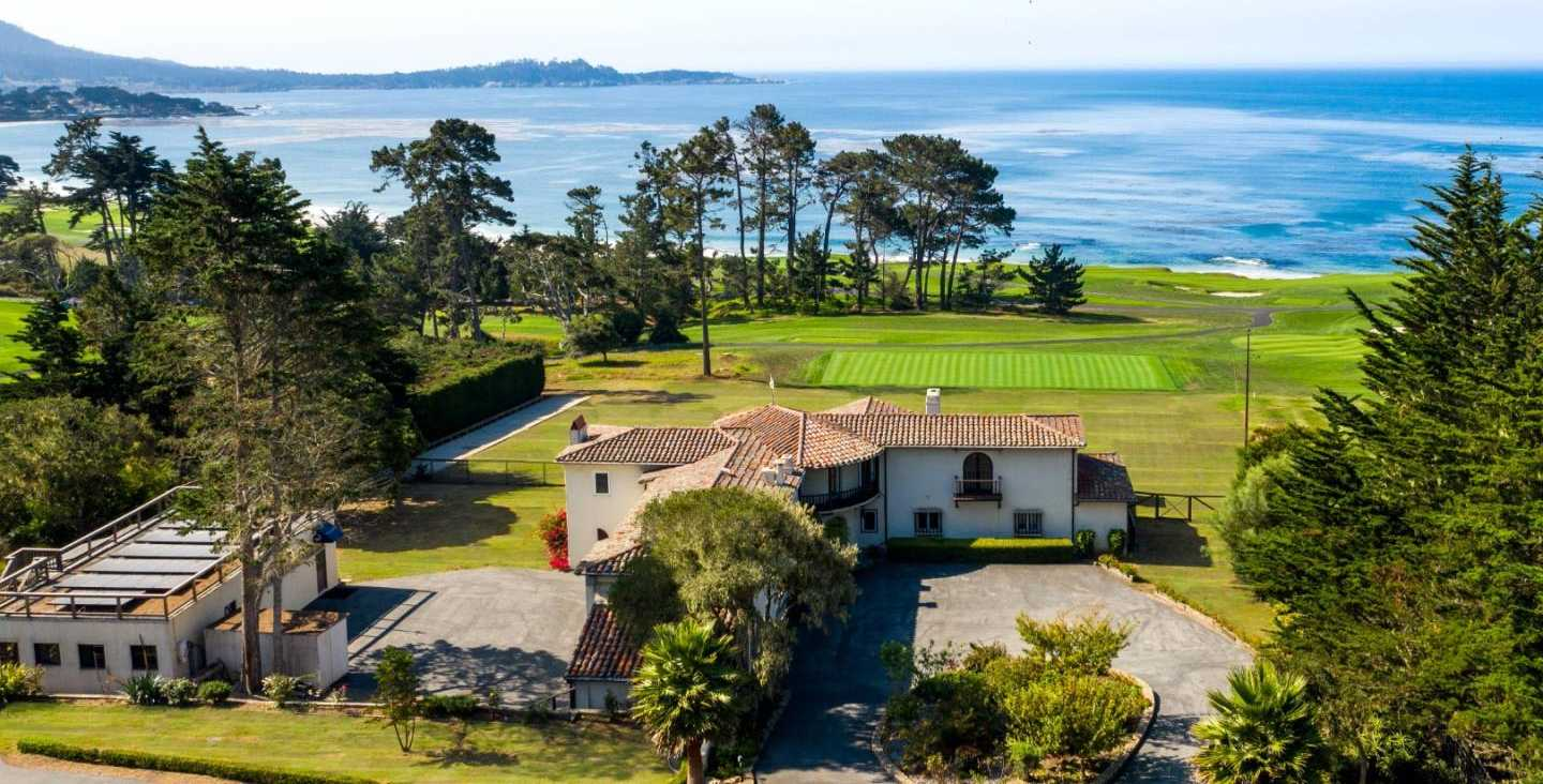 $27,000,000 - 7Br/10Ba -  for Sale in Pebble Beach