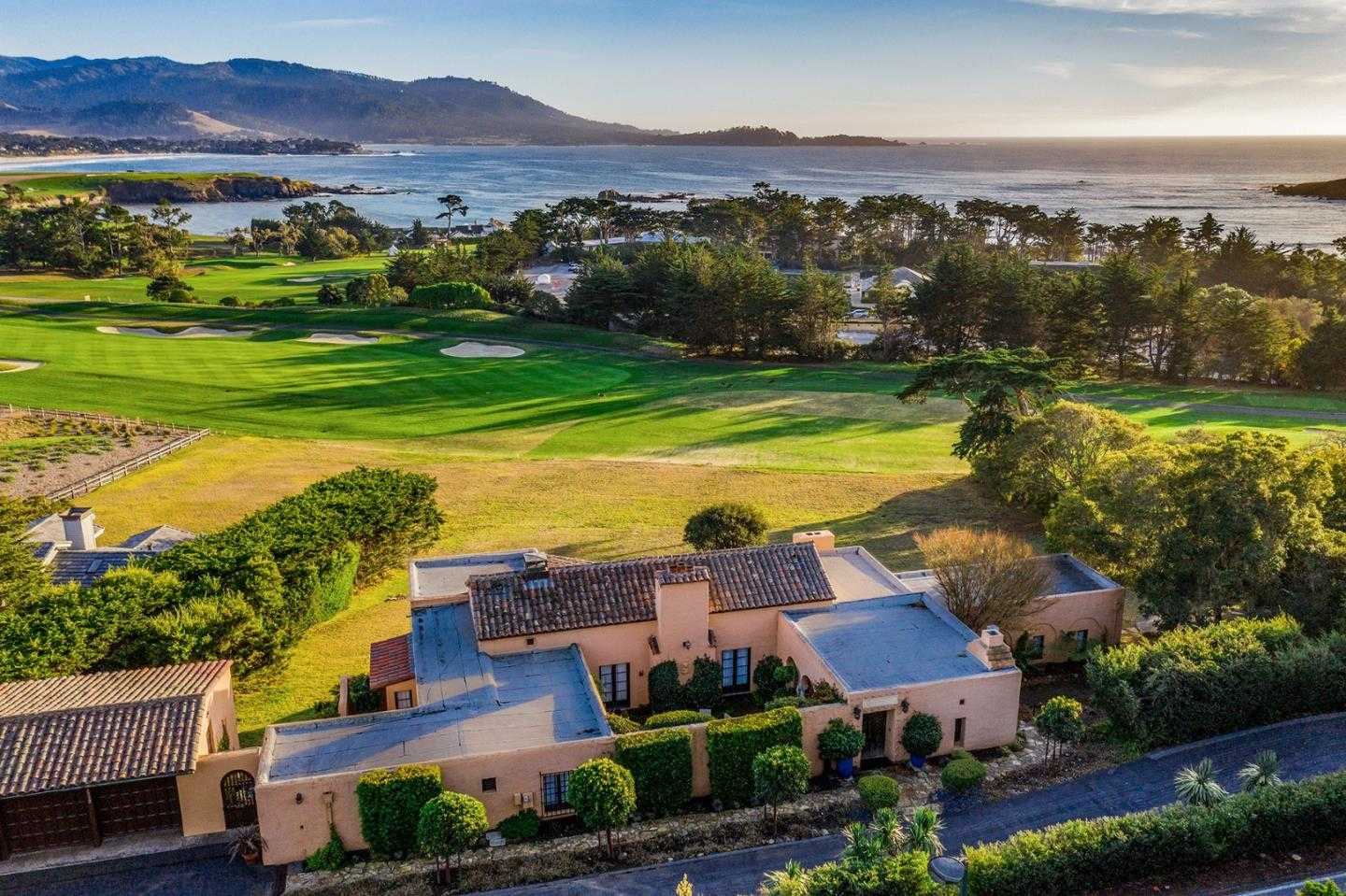 $13,800,000 - 7Br/7Ba -  for Sale in Pebble Beach