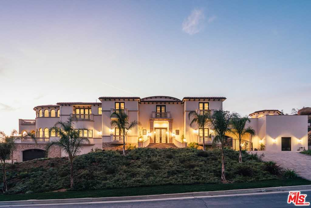 $4,999,000 - 6Br/8Ba -  for Sale in Chatsworth
