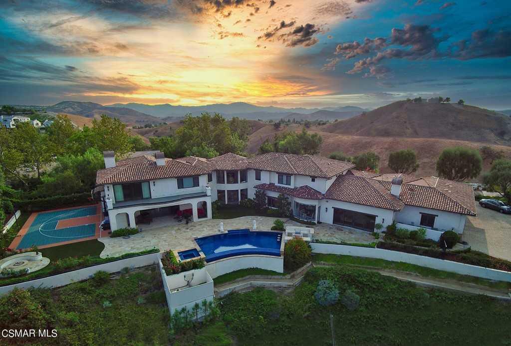 $8,945,000 - 5Br/9Ba -  for Sale in Custom - 4179, Hidden Hills