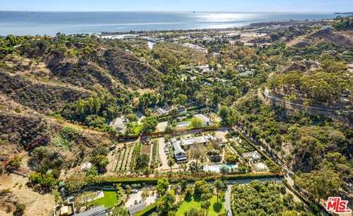 $39,950,000 - 6Br/9Ba -  for Sale in Malibu