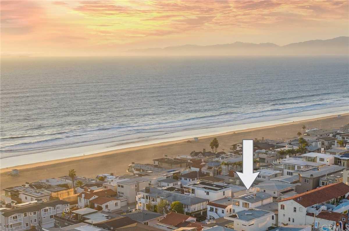 $2,775,000 - 3Br/3Ba -  for Sale in Manhattan Beach