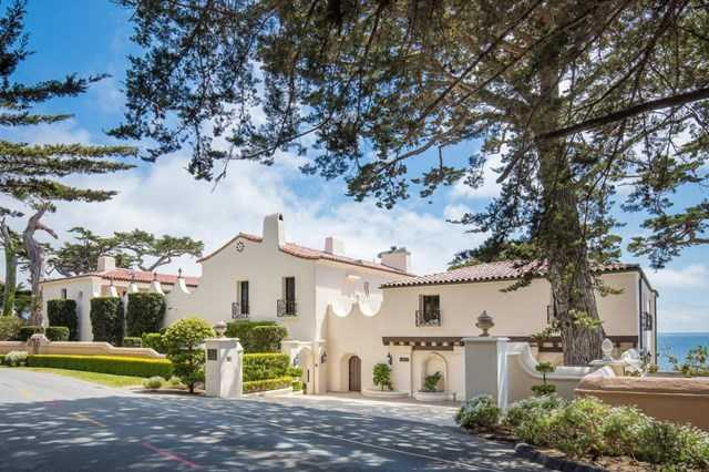 $37,000,000 - 9Br/18Ba -  for Sale in Pebble Beach