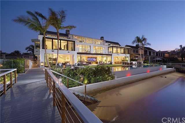 $44,995,000 - 5Br/8Ba -  for Sale in Balboa Peninsula Point (blpp), Newport Beach