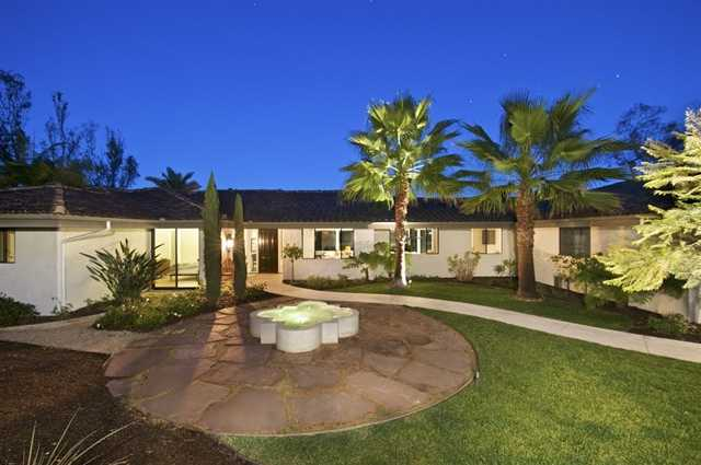 $2,820,000 - 4Br/5Ba -  for Sale in Rancho Santa Fe, Rancho Santa Fe