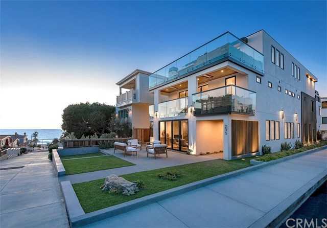 $7,399,000 - 4Br/6Ba -  for Sale in Manhattan Beach