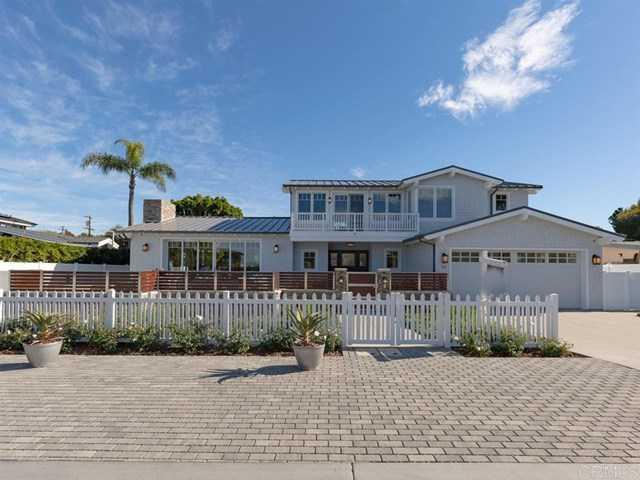 $4,350,000 - 5Br/6Ba -  for Sale in Solana Beach, Solana Beach