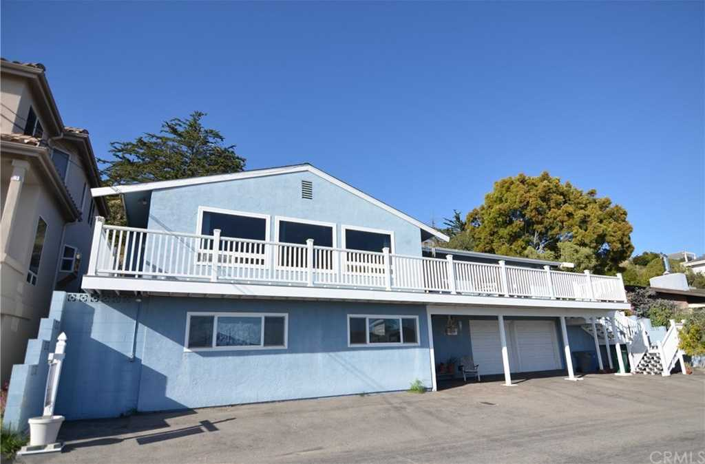 $969,000 - 4Br/3Ba -  for Sale in Town Of Cayucos(540), Cayucos