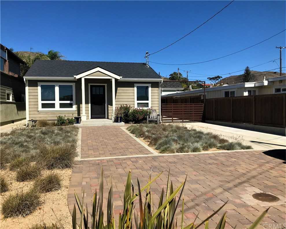 $1,250,000 - 2Br/1Ba -  for Sale in Strand (530), Cayucos
