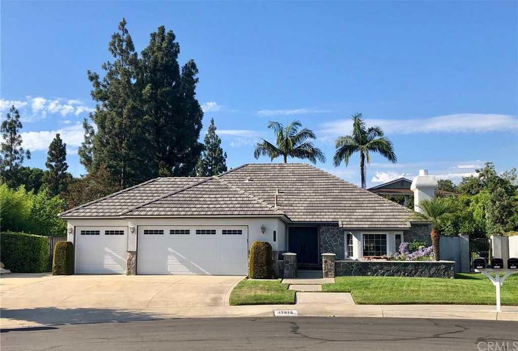 17675 Sunwest Circle Yorba Linda, CA 92886