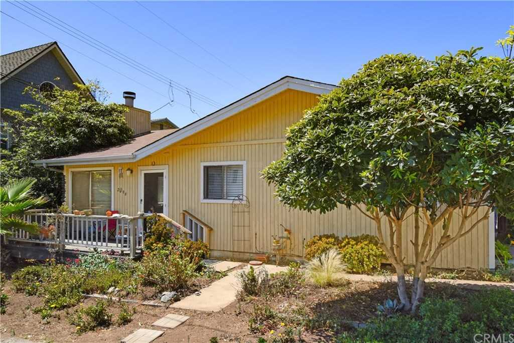 $695,000 - 3Br/2Ba -  for Sale in Strand (530), Cayucos
