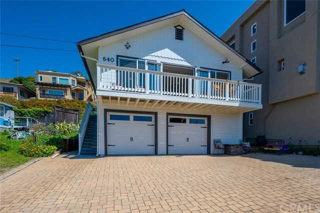 $875,000 - 3Br/2Ba -  for Sale in Town Of Cayucos(540), Cayucos