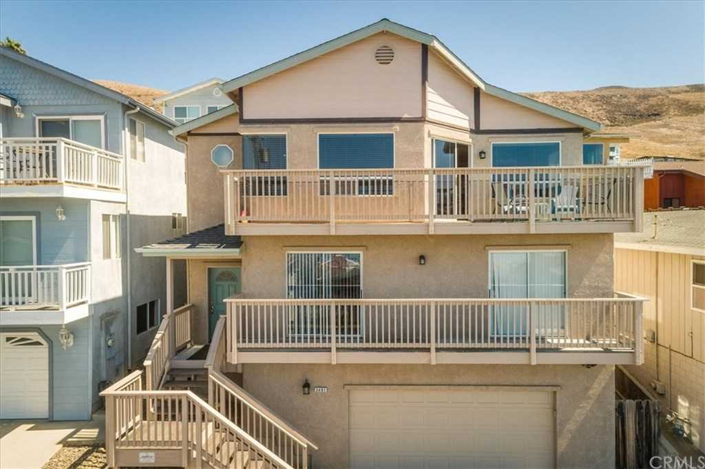 $1,145,000 - 3Br/3Ba -  for Sale in Strand (530), Cayucos