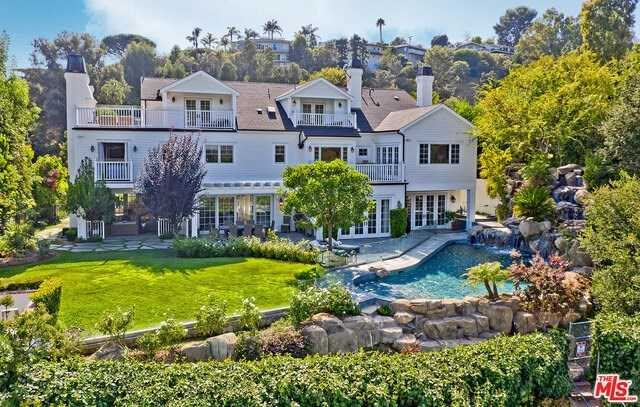 $13,500,000 - 8Br/9Ba -  for Sale in Pacific Palisades