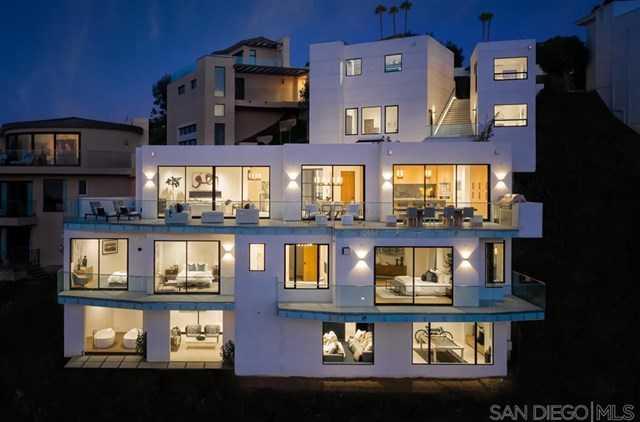 $5,895,000 - 5Br/8Ba -  for Sale in La Jolla, La Jolla