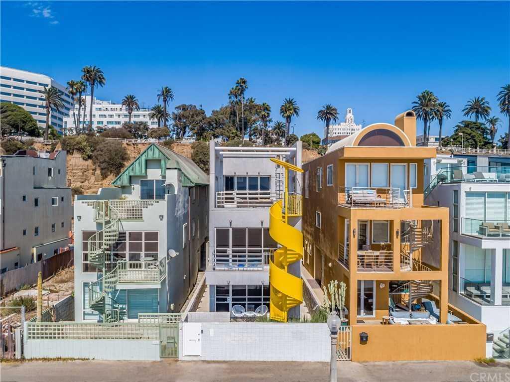 $4,995,000 - 4Br/4Ba -  for Sale in Santa Monica
