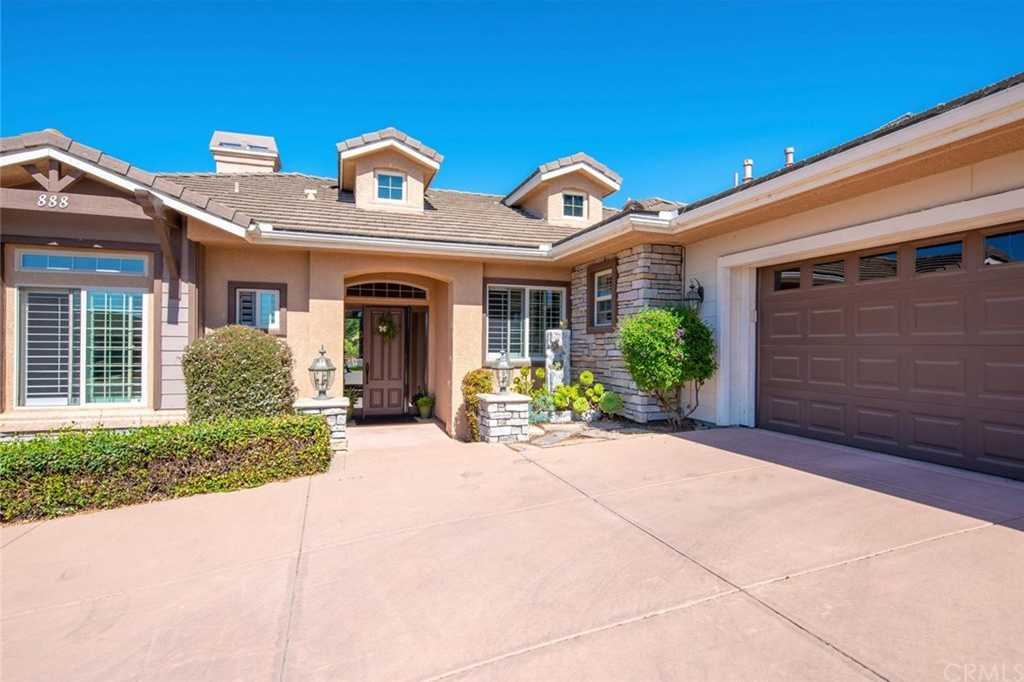 $849,000 - 3Br/3Ba -  for Sale in East Of 101(500), Arroyo Grande