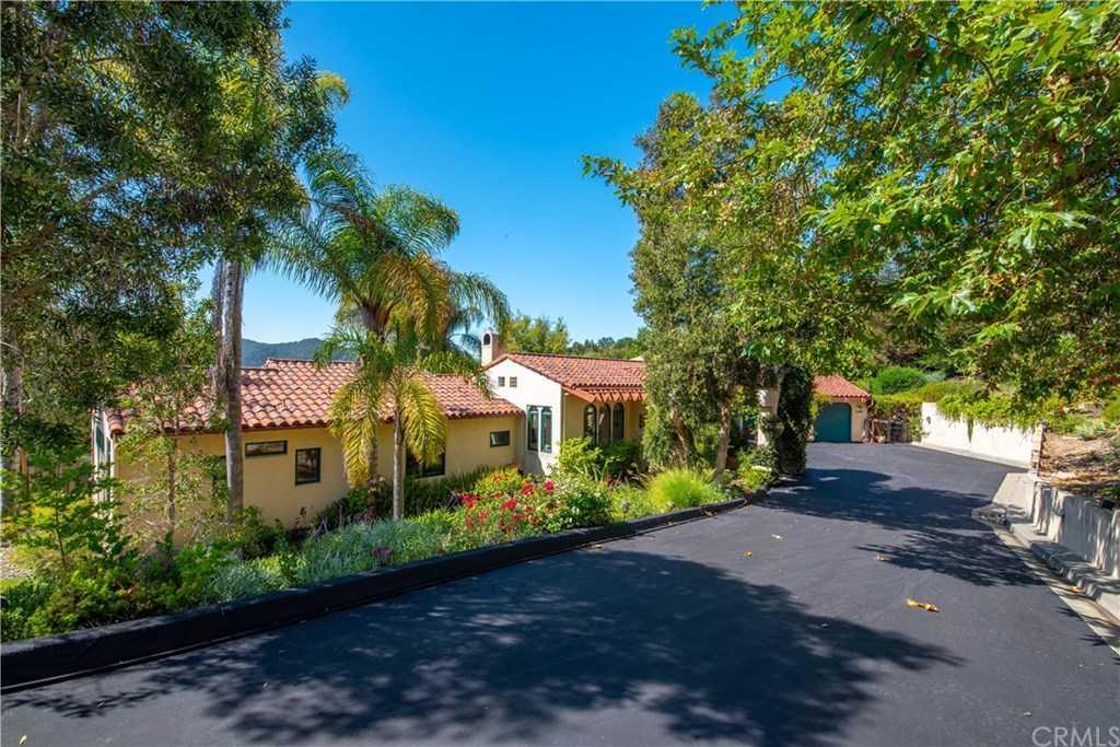 $1,895,000 - 5Br/4Ba -  for Sale in San Luis Obispo(380), San Luis Obispo