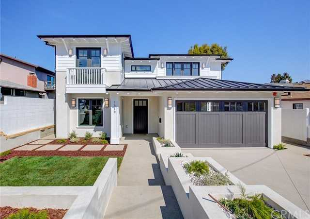 $4,790,000 - 5Br/6Ba -  for Sale in Manhattan Beach