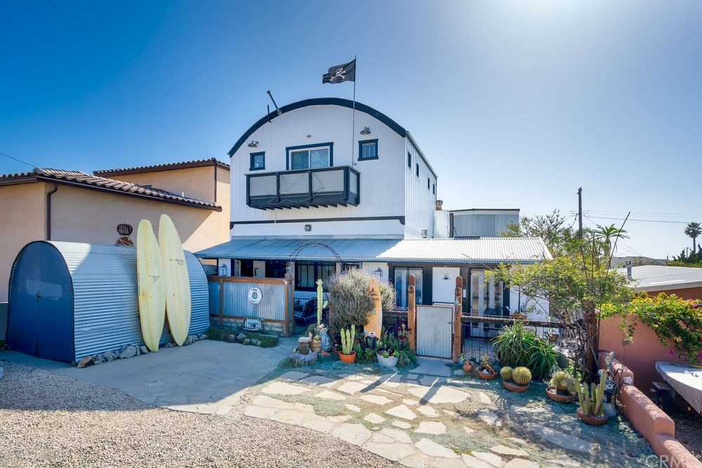 $1,200,000 - 3Br/3Ba -  for Sale in Cayucos Rural(520), Cayucos