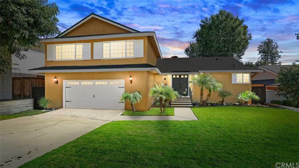 4412 Dorthea Street Yorba Linda, CA 92886