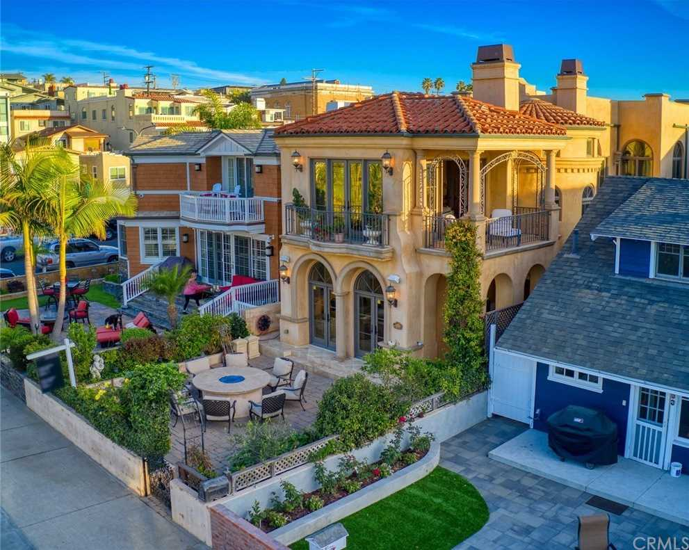 $6,199,000 - 5Br/6Ba -  for Sale in Hermosa Beach