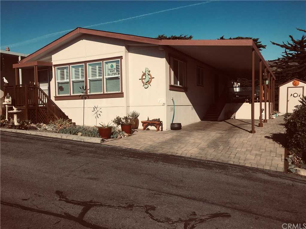 $664,950 - 3Br/2Ba -  for Sale in Town Of Cayucos(540), Cayucos
