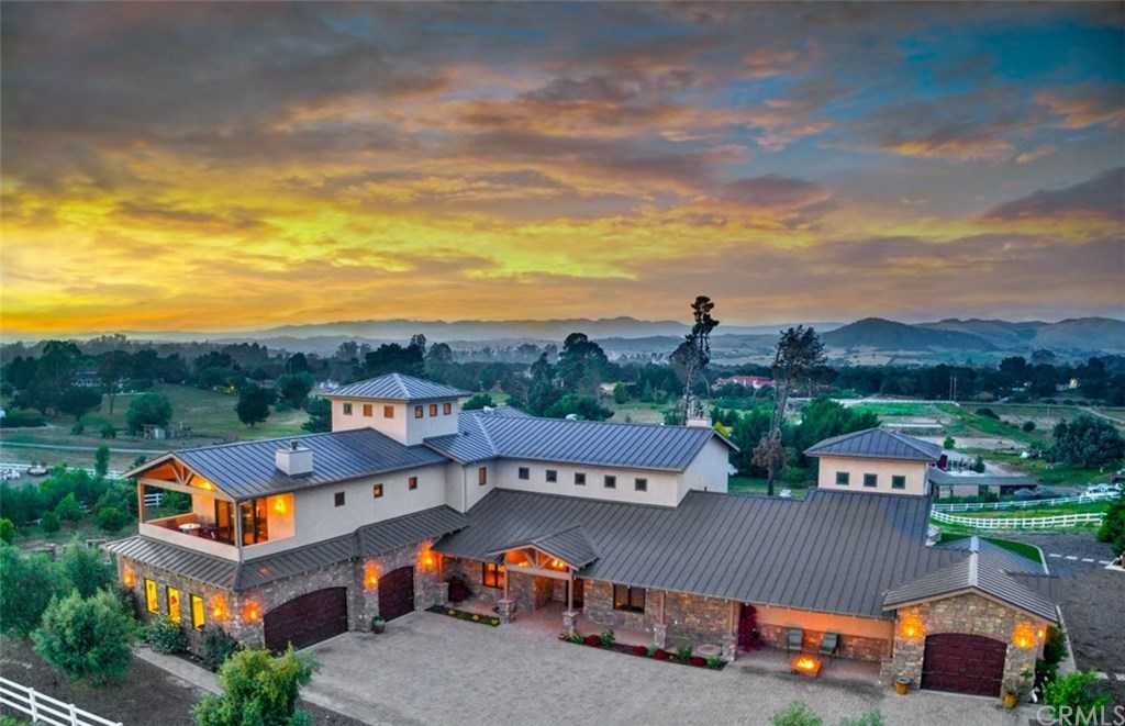 $1,925,000 - 4Br/6Ba -  for Sale in West Of 101(1000), Arroyo Grande