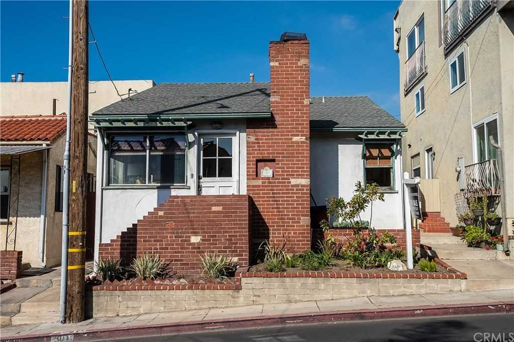 $1,499,000 - 2Br/1Ba -  for Sale in Hermosa Beach